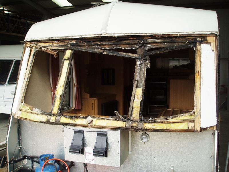 Gw Caravan Services For All Your Caravan And Motorhome Repairs